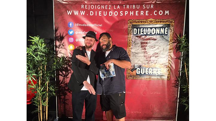 dieudonné rencontre la communauté juive Salon-de-Provence