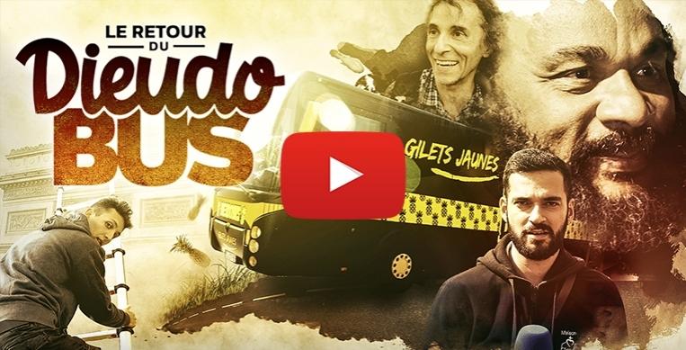 Le retour du Dieudo Bus
