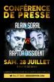 Conférence de presse SORAL vs RAPTOR
