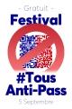Dieudonné - Festival anti-pass