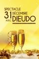 Spectacle 31 décembre avec Dieudo