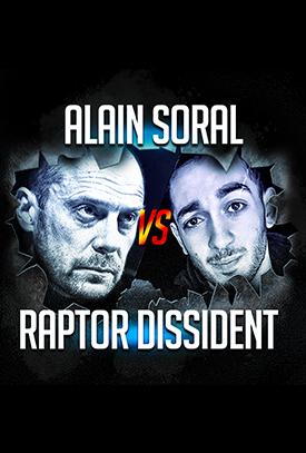 Dieudonné Alain Soral vs Raptor dissident