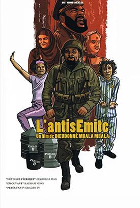 Dieudonné L'antisémite